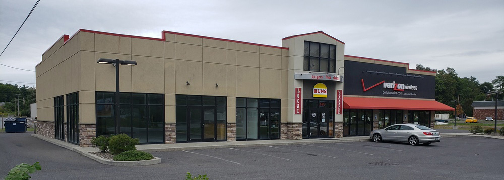 Verizon Building in Saugerties, NY Leased